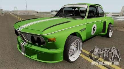 BMW 3.0 CSL 1975 (Green) para GTA San Andreas