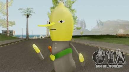Lemongrab (Adventure Time) para GTA San Andreas