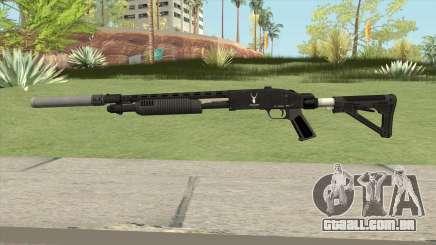 Shrewsbury Pump Shotgun GTA V V5 para GTA San Andreas