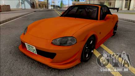Mazda MX-5 Miata NB8c Initial D Fifth Stage para GTA San Andreas