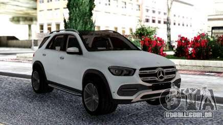 Mercedes-Benz GLE para GTA San Andreas