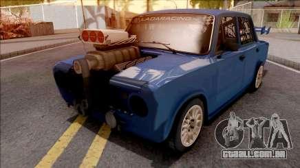 VAZ 2101 Drift de Suspensão para GTA San Andreas