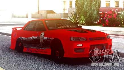 Nissan Skyline R34 4 Doors Sedan para GTA San Andreas