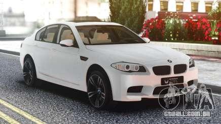 BMW M5 F10 2013 para GTA San Andreas