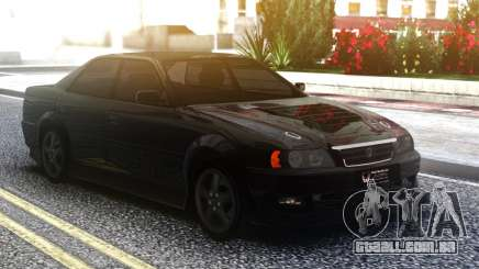Toyota Chaser Sedan Black para GTA San Andreas