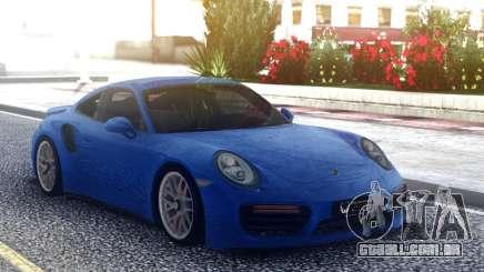 Porsche 911 Carrera S 2015 para GTA San Andreas