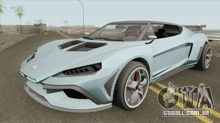 Pegassi Zorrusso GTA V para GTA San Andreas