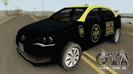 Volkswagen Voyage G6 Taxi Buenos Aires para GTA San Andreas