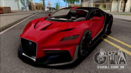 GTA V Truffade Thrax Stock IVF para GTA San Andreas