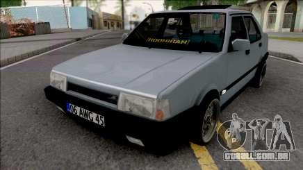 Tofas Sahin S Grey para GTA San Andreas