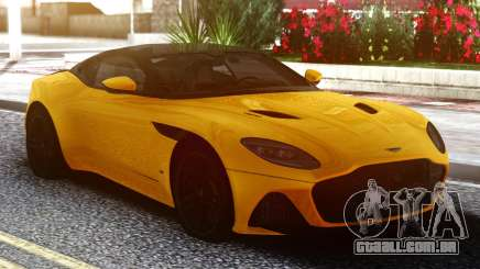 Aston Martin DBS Supperleggera 2019 para GTA San Andreas