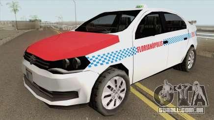 Volkswagen Voyage G6 Taxi Florianopolis para GTA San Andreas