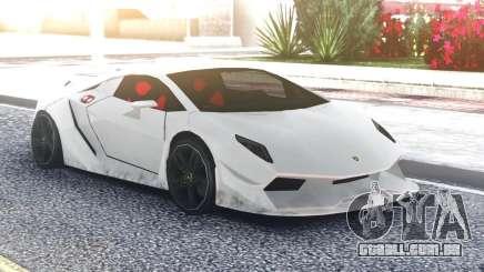 Lamborghini Sesto Elemento LQ para GTA San Andreas