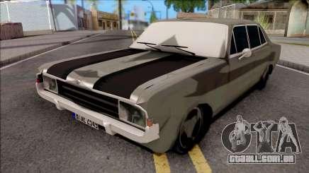 Opel Rekord C Sedan 4 Doors 1968 para GTA San Andreas