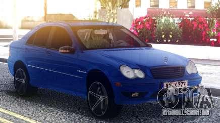 Mercedes-Benz C32 para GTA San Andreas