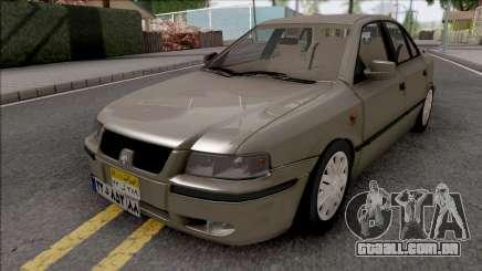 Ikco Samand Classic para GTA San Andreas