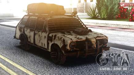 VAZ 2102 Postapokalipsis para GTA San Andreas