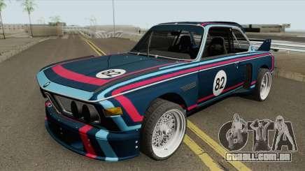 BMW 3.0 CSL 1975 (Blue) para GTA San Andreas