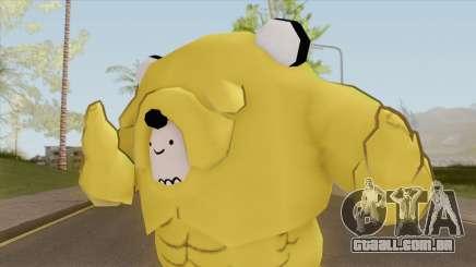 Finn Armor (Adventure Time) para GTA San Andreas