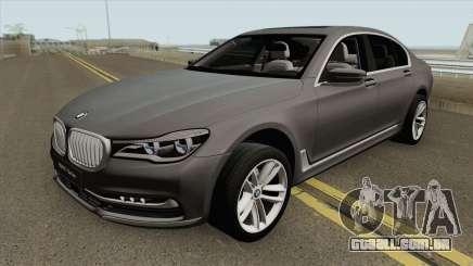 BMW 7-Series Design Pure para GTA San Andreas