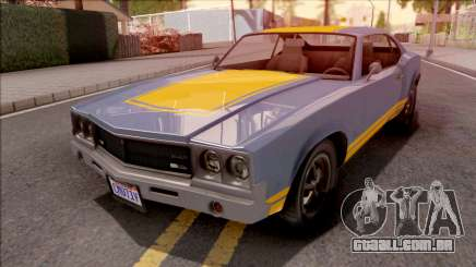 GTA V Declasse Sabre Turbo para GTA San Andreas
