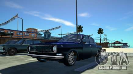 GAZ 24 Low Classic para GTA San Andreas