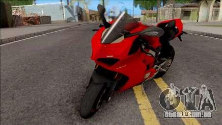 Ducati Panigale V4S 2019 para GTA San Andreas