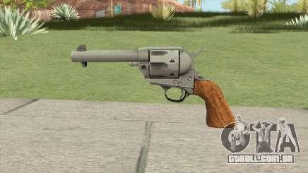 Colt Peacemaker Revolver para GTA San Andreas
