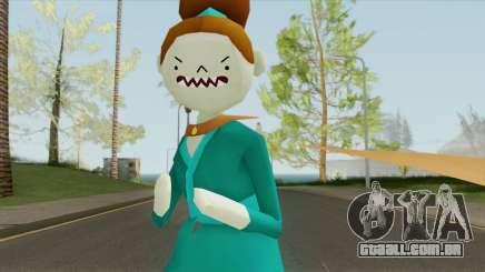 Maja (Adventure Time) para GTA San Andreas
