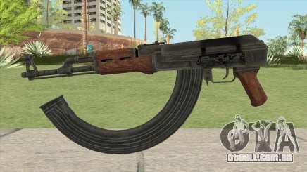 AK-47 Normal para GTA San Andreas