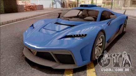 GTA V Benefactor Krieger para GTA San Andreas