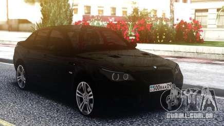 BMW M5 E60 Black Edition para GTA San Andreas