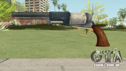 Colt Walker Revolver para GTA San Andreas
