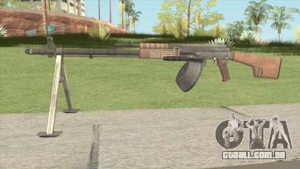 COD: Black Ops RPK Drum para GTA San Andreas