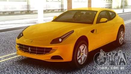 Ferrari FF 2011 para GTA San Andreas