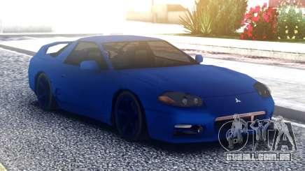 Mitsubishi 3000GT Blue para GTA San Andreas
