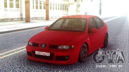 Seat Leon CUPRA 2003 para GTA San Andreas