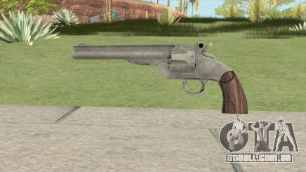 Smith And Wesson Model 3 Schofield para GTA San Andreas