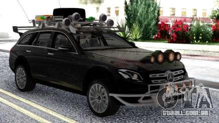 Mercedes-Benz E 350D para GTA San Andreas