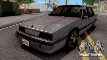 Willard 500 para GTA San Andreas