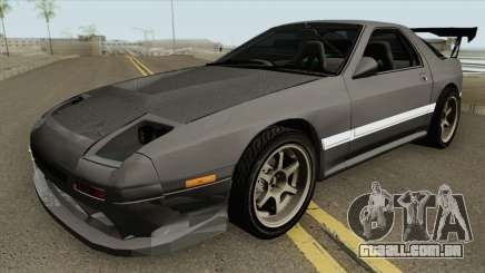 Mazda RX7 FC3S Initial D Fifth Stage Remastered para GTA San Andreas