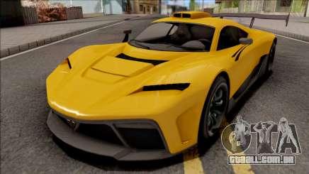 GTA V Benefactor Krieger IVF para GTA San Andreas