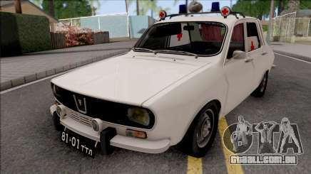 Dacia 1301 1971 Soviet Medical Service para GTA San Andreas