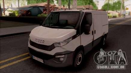 Iveco Daily Mk6 Van para GTA San Andreas