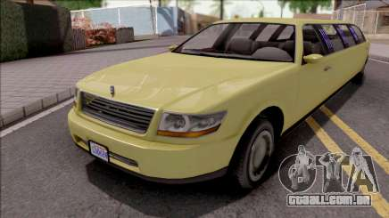 GTA V Dundreary Stretch para GTA San Andreas