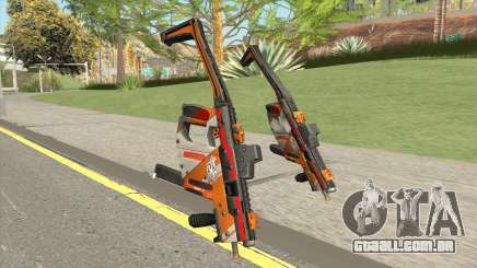 Kriss Super (PBST Series) From Point Blank para GTA San Andreas
