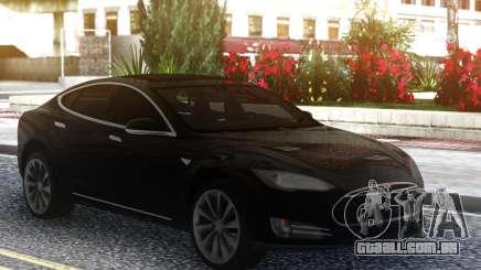 Tesla Model S P90D para GTA San Andreas