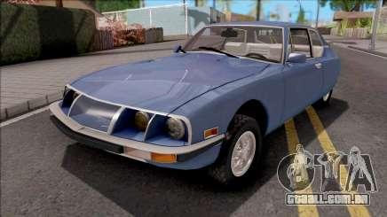Citroen SM 1971 Blue para GTA San Andreas