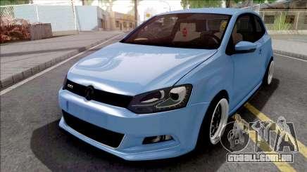 Volkswagen Polo 1.4 TDI para GTA San Andreas