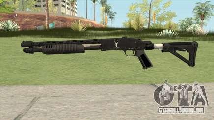 Shrewsbury Pump Shotgun GTA V V1 para GTA San Andreas